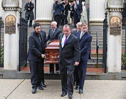 late former ravens president david modell laid to rest tuesday at