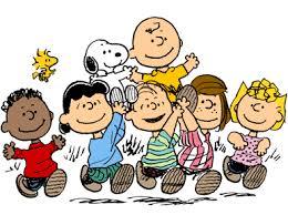 list of peanuts characters