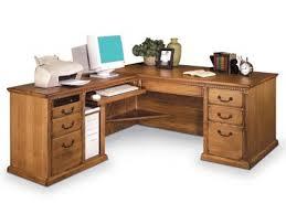 L Office Desk Americana L Shaped Office Desk W Left Return Mac 684l Office Desks