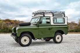 land rover series ii 1963 land rover santana series fast lane classic cars