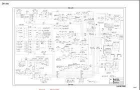 daios doosan hidraulic and circuit diagrams 2017 for all doosan