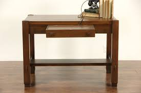 oak sofa tables sold arts u0026 crafts mission oak 1905 antique cadillac desk