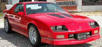 1989 chevy camaro iroc 1989 chevrolet camaro iroc z coupe 2 door 5 7l for sale