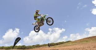 motocross matchup pro smokin u0027 wheels shares love of racing