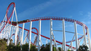 Six Flags Rollercoaster All 16 American Six Flags Parks Ranked Culture The Manual