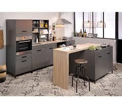 colonne de cuisine but colonne four moove 0430cofo gris ombre meubles hauts et bas but