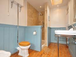 wood paneling bathroom home design ideas