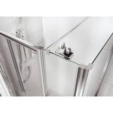 haven bi fold door shower enclosure roman showers