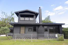 a rare peek inside that spooky all black house in seminole heights