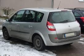 renault scenic 2007 file renault grand scénic phase i heck jpg wikimedia commons