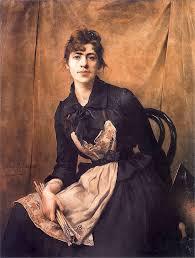 1857 anna bilińska bohdanowicz polish painter 1857 1893 self portrait with a and brushes 1887