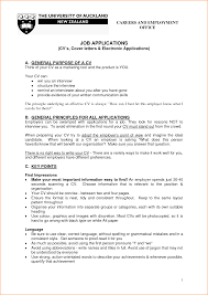 Sample Of Resume Letter For Job Application by Resume For Job Application Format