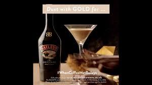 martini coffee coffee u0026 baileys how to make baileys bling youtube
