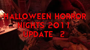 halloween horror nights 2016 code halloween horror nights 2017 update 2 youtube