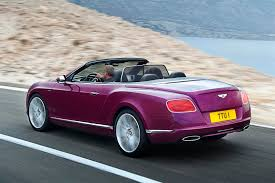 bentley wrapped bentley continental gt speed 2013 is now a 325kmh convertible
