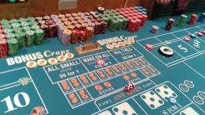 Craps Table Odds Dice Games Craps Card Craps