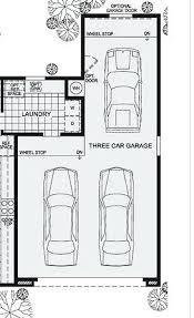 size of a three car garage three car garage dimensions standard size 3 car garage home double