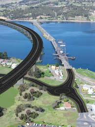 new light rail projects infrastructure tasmania boss allan garcia considers new bridge and