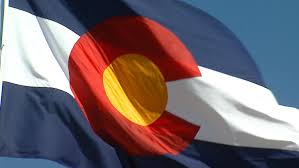 State Flag Of Colorado Colorado Ranked Among Healthiest In The Country Cbs Denver