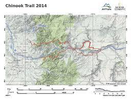 Yacolt Washington Map by Chinook Trail The Dago Diaries