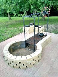 Firepit Ideas Barbecue Pit Ideas Pit And Barbecue Best Backyard Pit Ideas