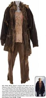 jason voorhees costume friday the 13th 2009 jason voorhees costume sold for large sum