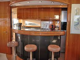 black home bar glam home bar with curved tile countertop and