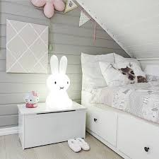 Pink And Grey Girls Bedroom 10 Bright And Girly Rooms Mommo Design