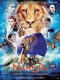 international trailer poster chronicles narnia
