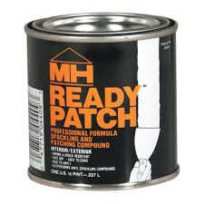 zinsser 1 2 pt ready patch spackling and patching compound case