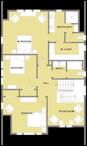 reverse ranch house plans the kitsap bungalow and house