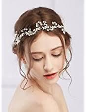 bridal hair accesories bridal silver hair accessories ebay