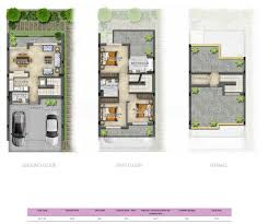 damac just cavalli villas floor plan damac just cavalli villas