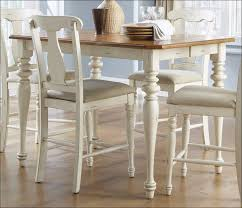 round distressed end table kitchen wood dining table set distressed wood chairs distress