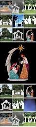 Outdoor Nativity Lighted - outdoor nativity sets outdoor nativity sets and holidays