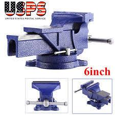 6 Inch Bench Vise 6 Bench Vise Ebay