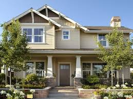 craftsman design homes landscaping for your home style hgtv