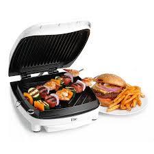 elite cuisine elite cuisine ewg 350 4 slice contact grill walmart com