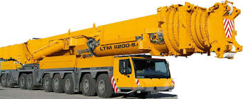 lifting and rigging what are cranes and what types of cranes exist