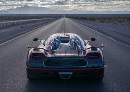 koenigsegg crew koenigsegg agera rs sets top speed record new fastest car in the