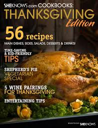 sheknows cookbooks thanksgiving edition by sheknows issuu