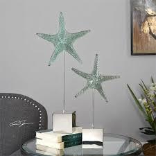 uttermost starfish sculpture s 2 accessories pinterest