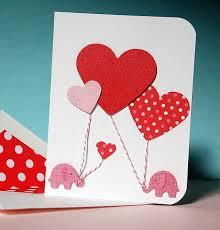 25 cool diy s day card 2017 valentinedaycard