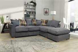 grey fabric corner sofa harley scatter fabric corner sofa grey high quality cheap sofas at