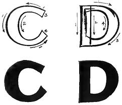 bubble letters clipart