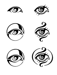 eye tattoos and designs page 123