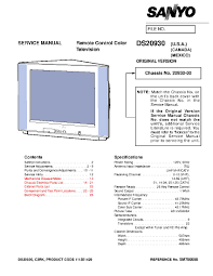 sanyo ds20930 service manual html in hysicid github com source