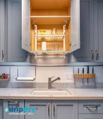 cabinet kitchen sink dripdry drying rack fits all cabinets a cabinet