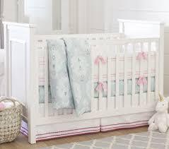 Convertible Mini Crib by Fillmore Cot Simply White Pottery Barn Kids