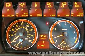bmw how to reset service indicator bmw e90 condition based service explained e91 e92 e93